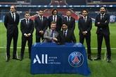 Le Paris SG troisième masse salariale d'Europe, selon l'UEFA