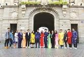 Le Nouvel An lunaire des étudiants vietnamiens à l'étranger