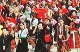 Le Congrès des ethnies minoritaires du Vietnam 2020 prévu en avril