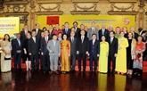 Hô Chi Minh-Ville apprécie les apports des amis internationaux