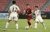 Le Vietnam s'arrête à la finale du Championnat U23 de l'Asie 2020