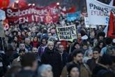 Mobilisation en baisse malgré des manifestants