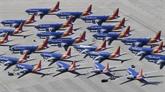 Southwest repousse encore ses vols, jusqu'en juin