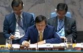 Le Vietnam préside une réunion du Conseil de sécurité sur le Yémen