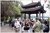 Hanoï est à la traîne de nombreuses villes régionales sur l'attraction des touristes étrangers