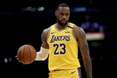 NBA : LeBron James reste en tête des votes pour le All-Star Game