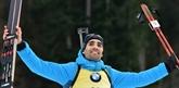 Biathlon : Fourcade enchaîne