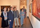 Près de 60 œuvres artistiques exposées à Hanoï