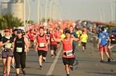 Marathon international Techcombank de Hô Chi Minh-Ville 2020