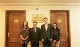 Vietnam – Ukraine : renforcement de la coopération bilatérale