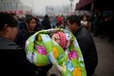 Chine : le taux de natalité au plus bas depuis 1949