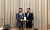 Hô Chi Minh-Ville intensifie ses relations avec la ville japonaise d'Yatsushiro