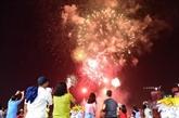 Nouvel An du Rat: tirera des feux d'artifice dans l'ensemble du pays