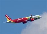 Vietjet Air suspend tous ses vols au départ et à destination de la Chine