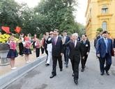 Vietnam - Chine : messages de félicitations pour les 70 ans de l'établissement des relations diplomatiques