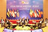 ASEAN 2020: conférence restreinte des ministres des AE de l'ASEAN