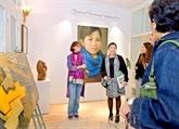 Inauguration d'un espace d'art à Hanoï