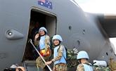 Assurer la sécurité du personnel dans les missions de maintien de la paix de l'ONU