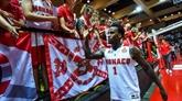 Basket : Monaco gagne son 12e match d'affilée