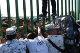 Caravane de migrants : le Mexique appelle au calme