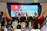 Dà Nang : rencontre avec 200 Viêt kiêu à l'occasion du Têt