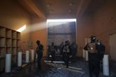 Les manifestants se retirent des abords de l'ambassade américaine à Baghdad