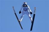 Première victoire pour Lindvik en égalant le record du tremplin à Garmisch