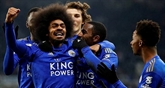 Angleterre : Leicester seul gagnant