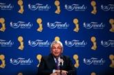 Basket : la NBA en deuil après le décès de son ancien patron David Stern