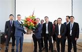 Création du Réseau d'innovation et de créativité Vietnam - Allemagne