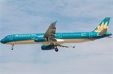 Vietnam Airlines ouvre une ligne aérienne entre Dà Nang et Shanghai (Chine)