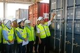 150 conteneurs de déchets renvoyés vers leurs pays d'origine