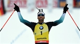 Biathlon : Fourcade en patron