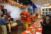 Le Têt traditionnel célébré au Laos, en Inde et en R.tchèque