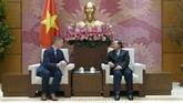 Les États-Unis continuent à aider le Vietnam à renforcer les capacités des gardes-côtes