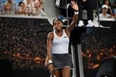 Open d'Australie : Gauff bat encore Venus Williams