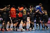 Euro de handball : l'Espagne et la Croatie en demi-finales