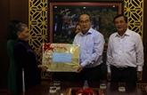 Quang Nam : un Têt de solidarité