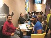 Le premier restaurant égyptien de Hanoï
