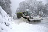 Chutes de neige dans les Pyrénées-Orientales en vigilance orange