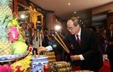 Hommage aux rois Hùng à Hô Chi Minh-Ville