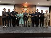 Le Vietnam préside une réunion du Conseil d'administration de l'ASEAN-IPR