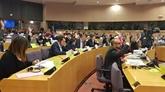 Approuver la recommandation sur la ratification de l'EVFTA et de l'EVIPA