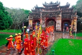 Huê : exposition sur le Nouvel An lunaire sous la dynastie des Nguyên