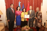 Le Vietnam assume la présidence tournante du Comité de l'ASEAN en Argentine