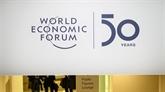 L'appel de la Chine en faveur de la mondialisation et du développement drable à Davos