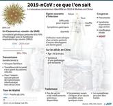 Trois cas confirmés en France, crainte de propagation