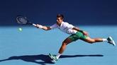 Djokovic rejoint Raonic en quarts