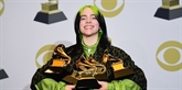 Grand chelem pour la jeune Billie Eilish aux Grammy Awards