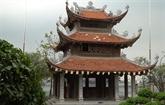 À Hanoï, une pagode conserve encore sa beauté antique